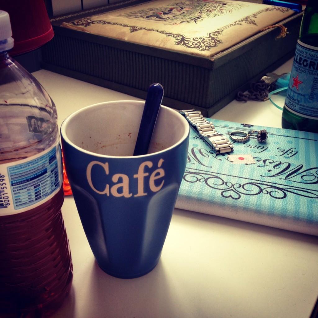 Caffè e Drenax!