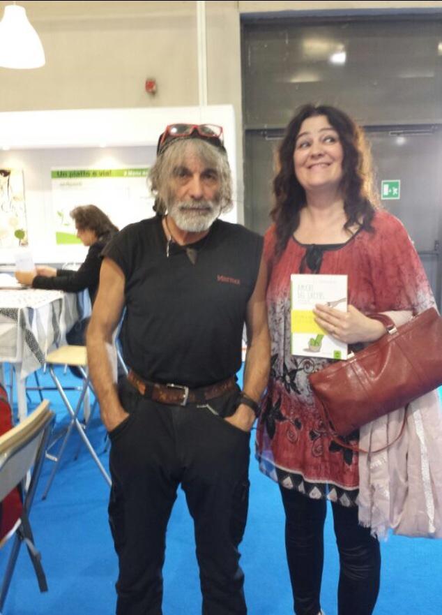 Lorena e Mauro Corona!