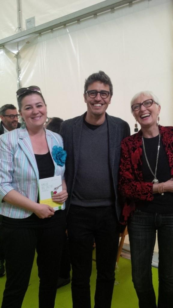 Alessandra Comazzi, Lorena Sambruna e PIF!