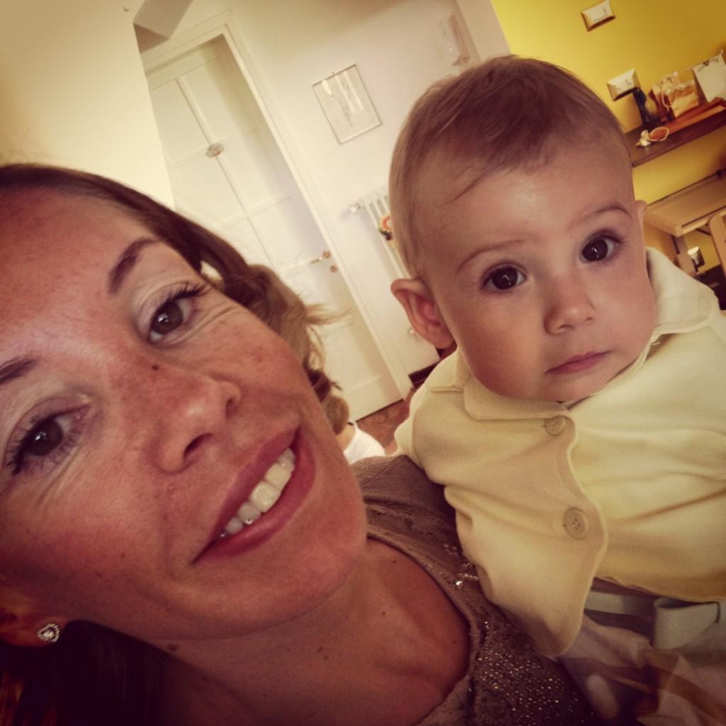 Angie&Mom!