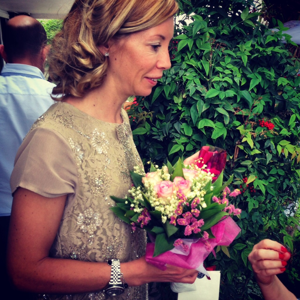 Daria&Flowers!