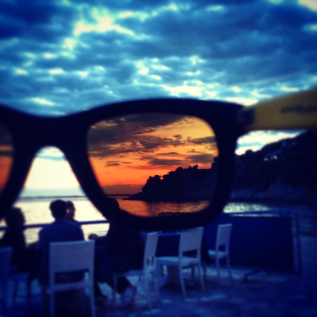 I-I Sunset!