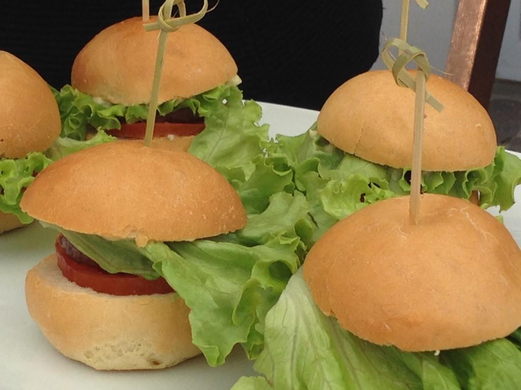 Non sono semplici hamburger!