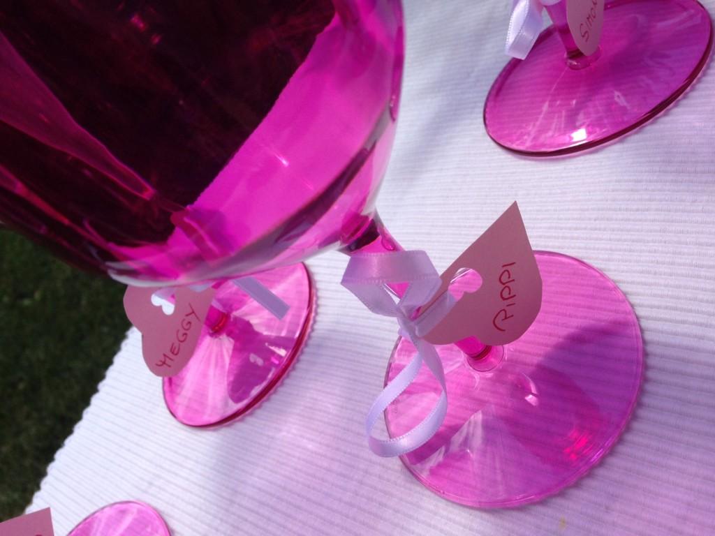 Pippi brinda in rosa!