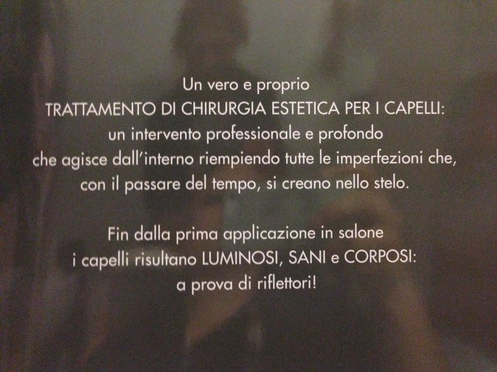 Chirurgia Estetica per Capelli!