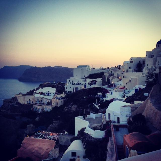 Just Santorini!
