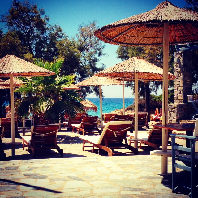 Faragas Beach Club!