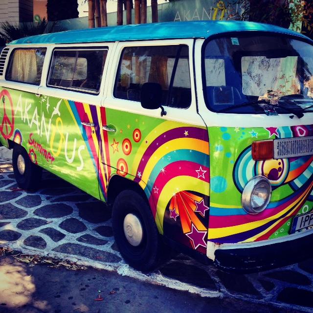 Peace&Love in Paros!